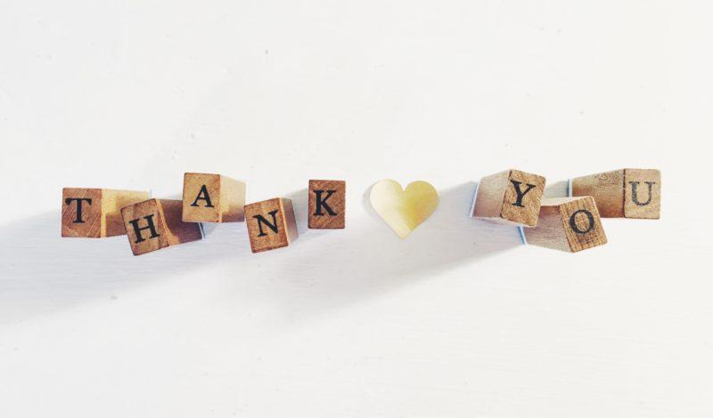 Thankful Heart.